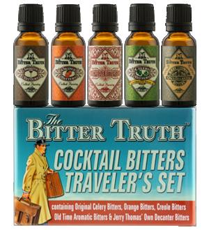 Bitter Truth Traveler's Set