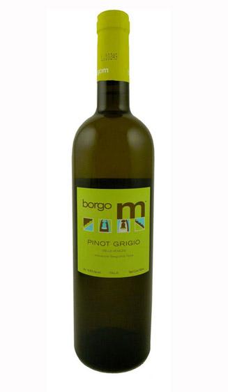 Pinot Grigio, Borgo M - 2010