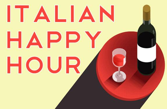 Italian Happy Hour