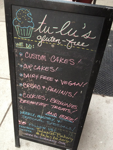 Gluten-Free Bakeries NYC