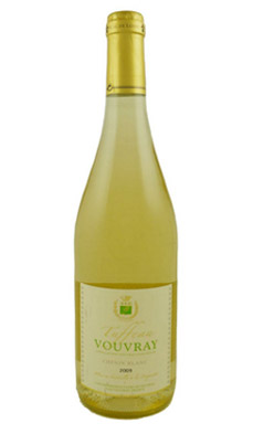 Vouvray &quot;Tuffeau,&quot; Thierry - 2009