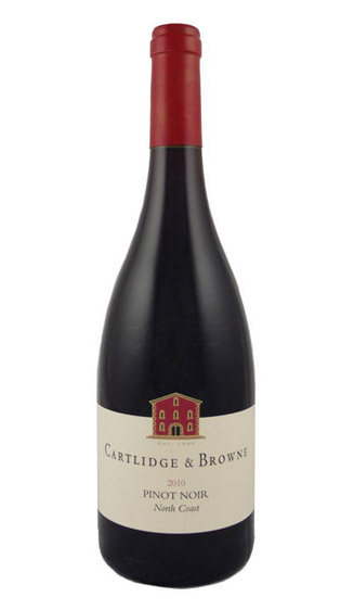 Cartlidge & Browne Pinot Noir - 2010