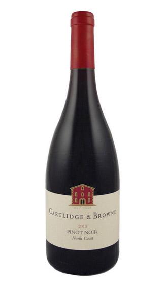 Cartlidge & Browne Pinot Noir - 2010
