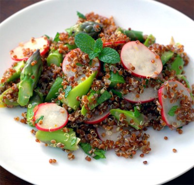 Asparagus-Radish-and-Quinoa-Salad