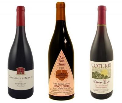 CA Pinot Noir Sale