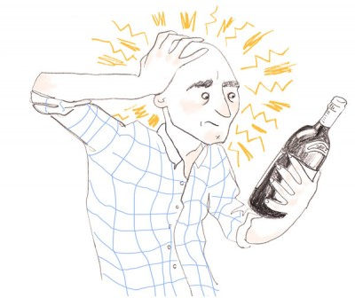 What Causes A Wine Headache?