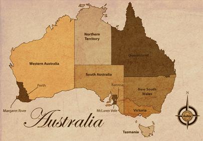 Beyond Shiraz & Sauvignon Blanc: The Wines of Australia and New ...
