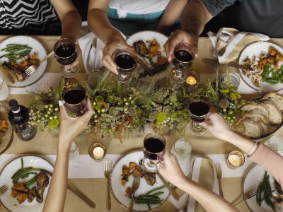 thanksgiving wines and spirits