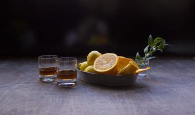 irish whiskey and tequila